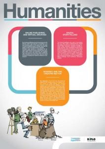 DIPLO foundation Plakat Humanities