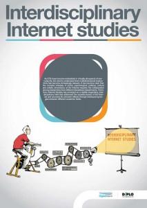 DIPLO foundation Plakat Interdisciplinary Internet studies